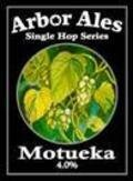 Arbor Single Hop Motueka - Golden Ale/Blond Ale