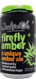 Jackie-Os Firefly Amber - Amber Ale