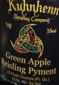 Kuhnhenn Green Apple Riesling Pyment