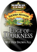 Sierra Nevada Beer Camp Edge of Darkness - Brown Ale