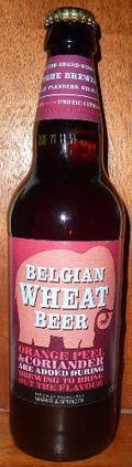 Marks & Spencer Belgian Wheat Beer