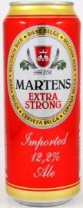 Martens Extra Strong - Strong Pale Lager/Imperial Pils