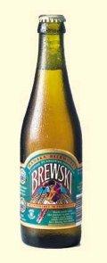 Wanaka Beerworks Brewski - Pilsener