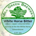 Mill Green White Horse Bitter - Bitter