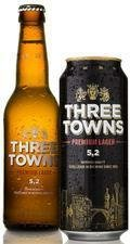 Three Towns Premium Lager