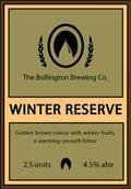 Bollington Winter Reserve
