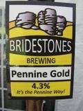 Bridestones Pennine Gold - Golden Ale/Blond Ale