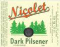 Nicolet Dark Pilsner - Dunkel/Tmav�