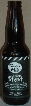 Simple Malt Imp�riale Stout