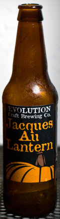 Evolution Craft Jacques Au Lantern Pumpkin Ale