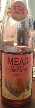 Bea�s Sweet Mead Cherry Honey Wine