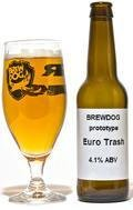 BrewDog Eurotrash - Golden Ale/Blond Ale