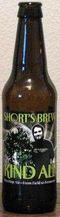 Shorts Kind Ale - India Pale Ale (IPA)