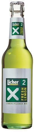 Licher X 2 Fresh Lemon - Fruit Beer