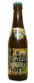 La Blonde du Domaine des Grottes de Han - Belgian Strong Ale