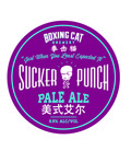 Boxing Cat Suckerpunch Pale