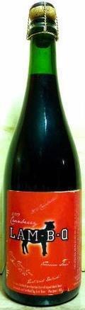 Cranberry Lam-B-Q 2009 - Sour/Wild Ale