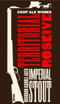 COOP Ale Works Territorial Reserve Oak Aged Imperial Stout