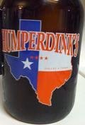 Humperdinks Maple Brown Ale