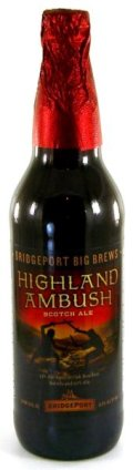 BridgePort Highland Ambush Scotch Ale - Scotch Ale
