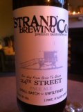 Strand 24th Street Pale Ale