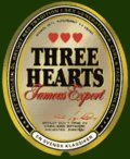 Three Hearts Famous Export - Pale Lager