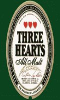 Three Hearts All Malt - Pilsener