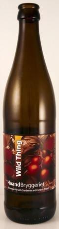 HaandBryggeriet Wild Thing - Sour/Wild Ale