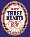 Three Hearts Strongest Brew - Malt Liquor