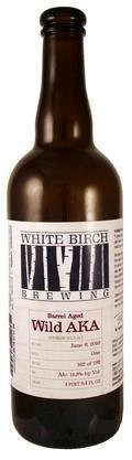 White Birch Barrel Aged Wild AKA
