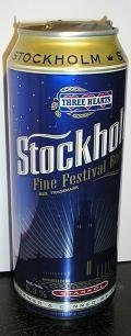 Three Hearts Stockholm Fine Festival Beer 5.3%