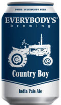 Everybody�s Country Boy IPA