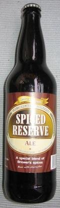 Tree Spiced Reserve Limited Edition