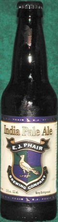 E. J. Phair India Pale Ale - India Pale Ale (IPA)