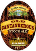 Sierra Nevada Beer Camp Old Cantankerous - Old Ale