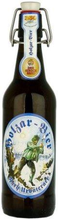 H�ss Holzar-Bier