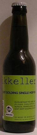 Mikkeller Single Hop East Kent Golding IPA - India Pale Ale (IPA)
