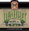Widmer Brothers Deadlift Imperial IPA - Imperial/Double IPA