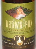 Two Brothers Brown Fox Session Ale