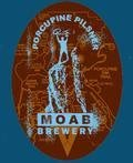 Moab Brewery Porcupine Pilsner
