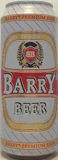 Barrys Beer