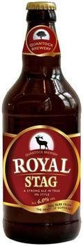 Quantock Royal Stag IPA