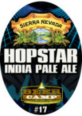 Sierra Nevada Beer Camp Hopstar - India Pale Ale (IPA)