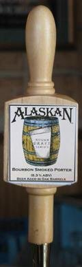 Alaskan Smoked Porter (Bourbon Barrel Aged) - Smoked