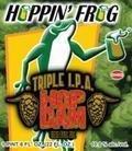 Hoppin Frog Hop Dam Triple IPA