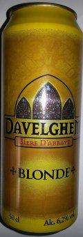Davelghem Blonde - Belgian Ale