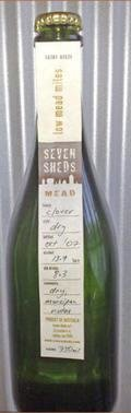 Seven Sheds Dry Mead