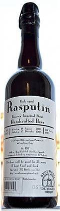 De Molen Rasputin Oak Aged