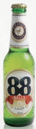 88 Balls Lager