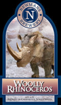 Newmans Woolly Rhinoceros